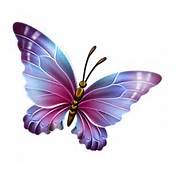 Butterfly Purple And Blue Transparent  Free Images At Clkercom