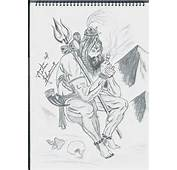 Lord Shiva Smoking Chillum Sulfa HD 3D Wallpapers Images Picture Pic