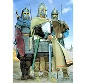 Anglo Saxon Warriors