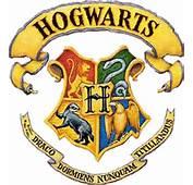 Harry Potter Hogwarts School Logo Multicolour Tattoo Voor Body Art