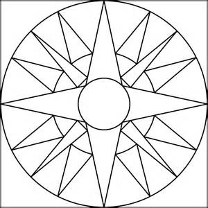 symmetry patterns Colouring Pages (page 2)