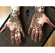 Mehndi Designs For Hands  Indian Bridal 2012