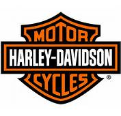 The Well Known If Not Famous Harley Davidson Logo Is On Left