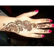 Amazing Girl Back Body Arabic Tattoo