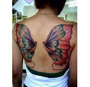 Free Butterfly Wings Tattoos  Designs And Ideas
