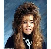 The Coolest Hairstyles 80s 13 Photos