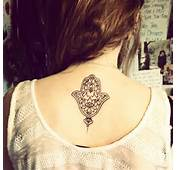 Hamsa  7 Awesome Yoga Tattoos Youve Got To See → Lifestyle