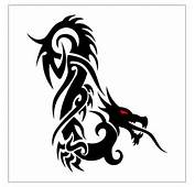 Tribal Dragon Flash Tribe Tattoos Tattoo Designs Pictures
