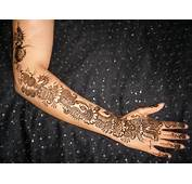 Latest Arabic Mehndi Designs For Hands