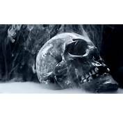 Skulls Smoke Wallpaper 1920x1080