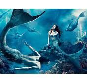 Free Fantasy Art Mermaid Computer Desktop Wallpapers Pictures