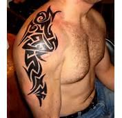 Tribal Tattoos Designs For Shoulder 8