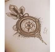 Celtic Compass Rose Tattoo