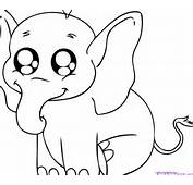 Cute Baby Animals Coloring Pages Pictures 1