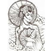 Geisha Tattoos Designs Ideas And Meaning  For You