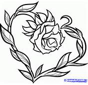 How To Draw Tattoo Love Step By Tattoos Pop Culture FREE
