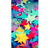 Samsung Galaxy S4 Wallpapers Girly Stars Android Wallpaper