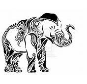 Tribal Drawings Of Elephants Indian Elephant By