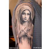 Tattoos Virgin Mary