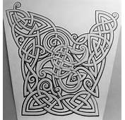 Curley Celtic Sleeve By Tattoo Design On DeviantArt