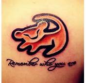 You Are Lion King Tattoo Lionking Ideas Tattoos