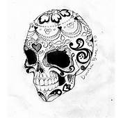 Drawings Tagged With Line Skulls Sugar Skull
