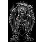 Grim Reaper  Angel Of Death Dark