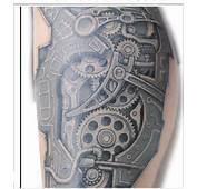Biomechanical Tattoo Referral Please Louis Mechjpg