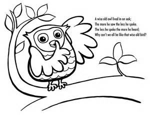 cute octopus coloring page Cute Owl Coloring Pages 300x266.jpg