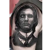 Dorian Gray Tattoo By Matteo Pasqualin  Porto Viro Italy