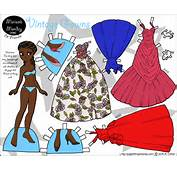 Related To Printable Mermaid Paper Dolls Color  What Do We All