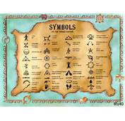 Symbols And Meanings Kids History Cherokee