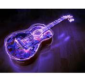 Hd Cool Acoustic Guitar Wallpaper