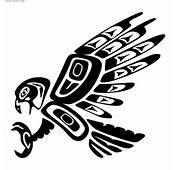Coast Totem Pole Eagle Celebrate The National Emblem With This Picture