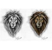 Lion Tattoo Designs  MadSCAR