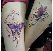 Mariposas Estrellas Destellos Y Firuletes  Tatuajes Para Mujeres