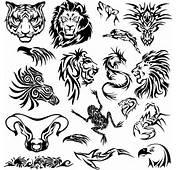 Tattoos » Tribal Animal Tattoosjpg
