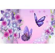 Home &gt Animals &amp Insects Purple Butterfly Backgrounds