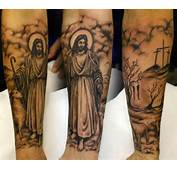 50 Tatuagens Diversas Com O Tema Jesus Cristo  Tinta Na Pele