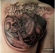 Tatuajes De Calaveras Y Catrinas