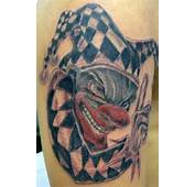 Evil Clown Tattoos  Tons Of Tattoo Designs Ideas &amp Meaning