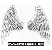 Angel Wing Tattoos 10  Tattoospedia