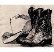 Cowboy Hat And Boots By PocketDreams On DeviantArt