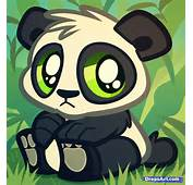 How To Draw A Baby Panda Bear Cub