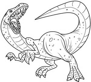 Dinosaur Coloring Pages | Coloring Pages Gallery