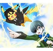 Anime Meets Pokemon  Kuroshitsuji