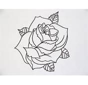 Rose Outline  Flickr Photo Sharing