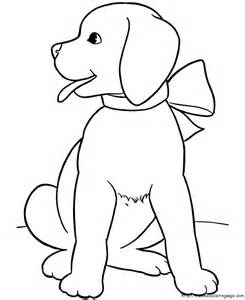 dogs coloring pages to print for kids - Free Printable Coloring Pages ...