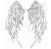 Wing Tattoos Demon Fairy Tribal Wings