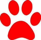 Wolf Paw Print Clip Art Vector Online Royalty Free MEMES